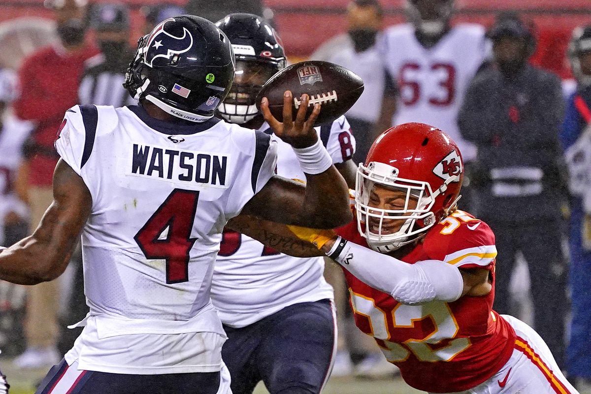 NFL: Houston Texans at Kansas City Chiefs