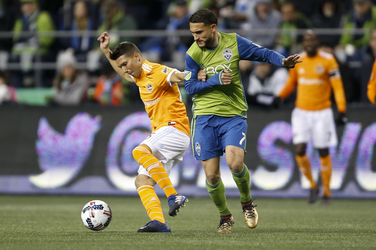 MLS: Western Conference Championship-Houston Dynamo at Seattle Sounders