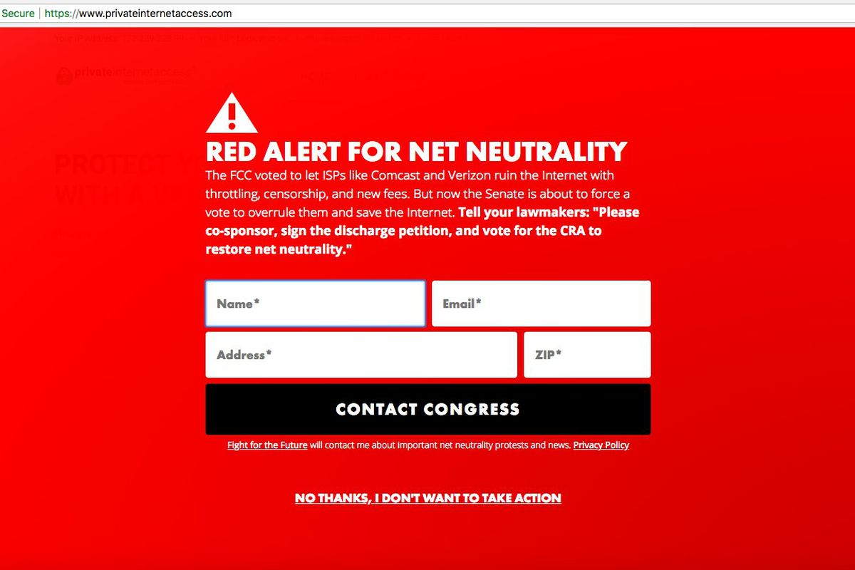 reddit tumblr and others add red alerts for net neutrality