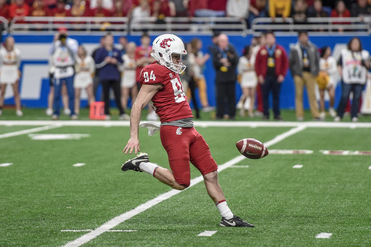 COLLEGE FOOTBALL: DEC 28 Alamo Bowl - Iowa State v Washington State
