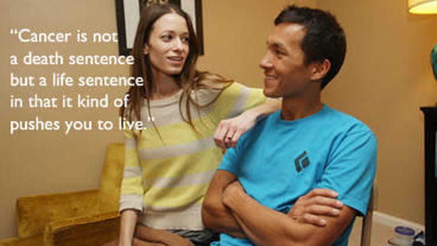 Couple Planning Wedding Life Despite Stage 4 Cancer Diagnosis Deseret News