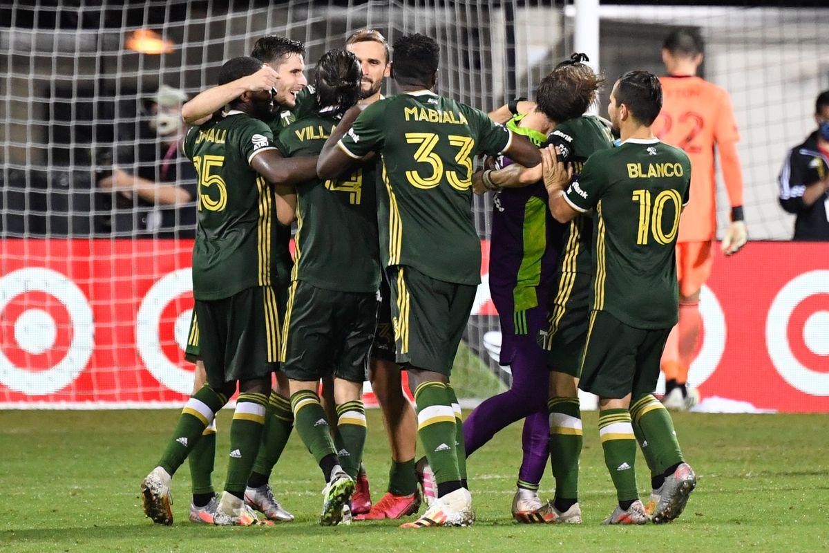 MLS: FC Cincinnati at Portland Timbers