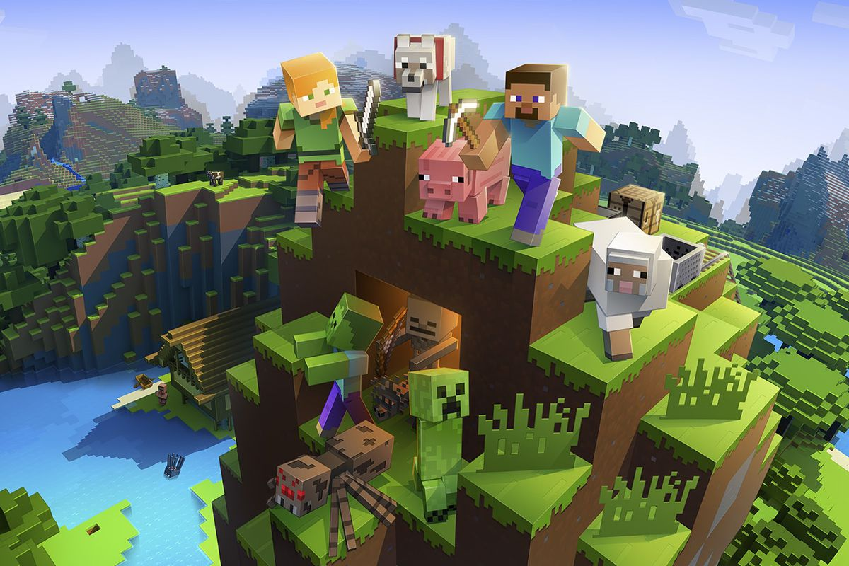 Here's what the Minecraft movie is about