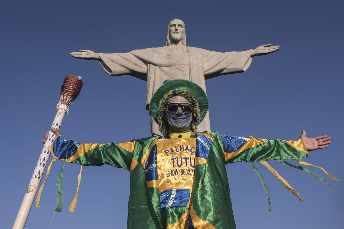 Rio 2016 Torch Relay - Christ the Redeemer