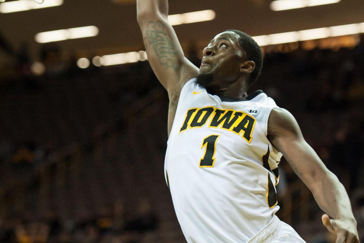 NCAA Basketball: Coppin St. at Iowa