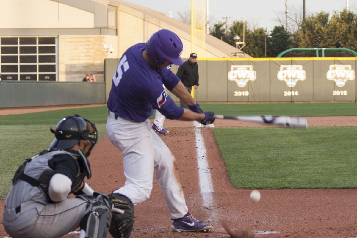 TCU Baseball vs Long Beach State 2.24.18 (G2)