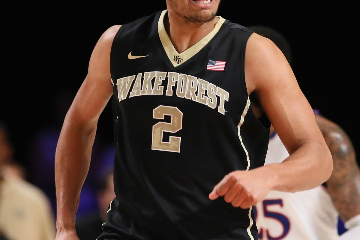 Devin Thomas needs to be huge for the Deacs to overcome the Heels Sunday night
