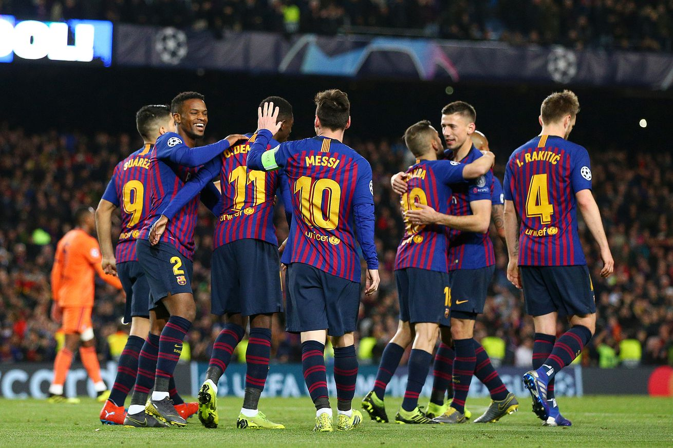 Magnificent Barca deserve all the plaudits