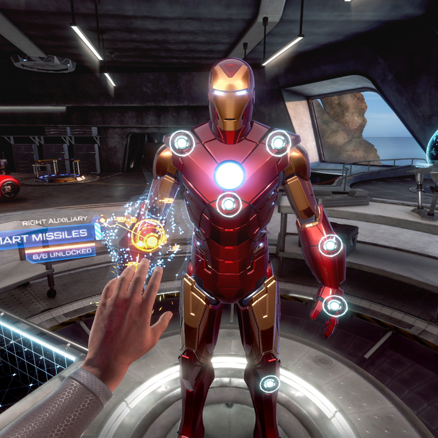 Iron Man VR review: a tinfoil knockoff of a truly great Iron Man