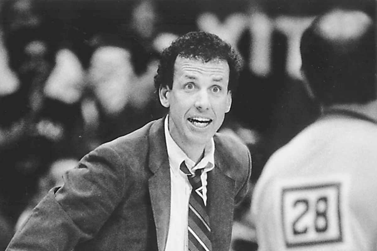 The Bulls didn't provide any public explanation for firing coach Doug Collins in 1989.