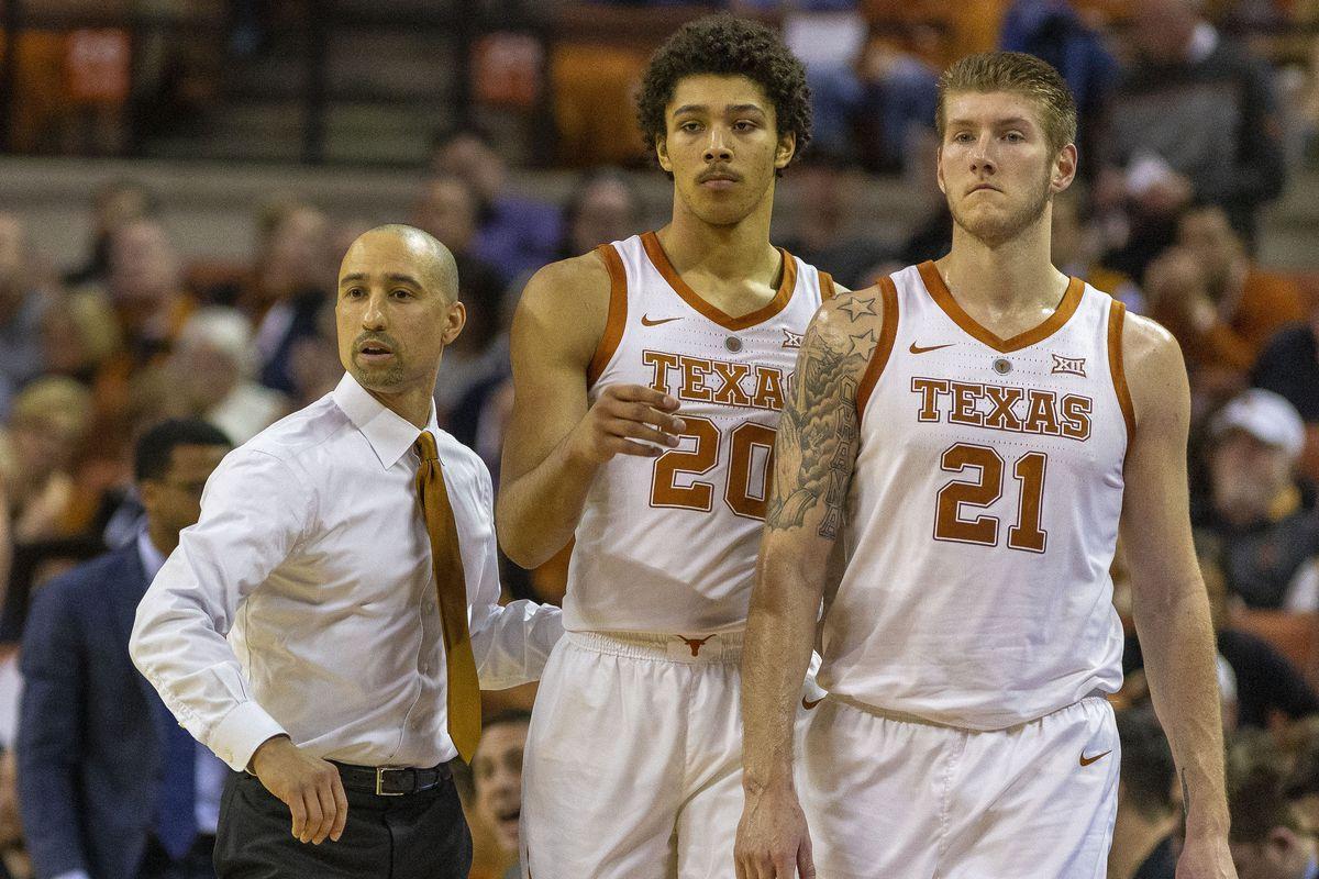 NCAA Basketball: Kansas at Texas