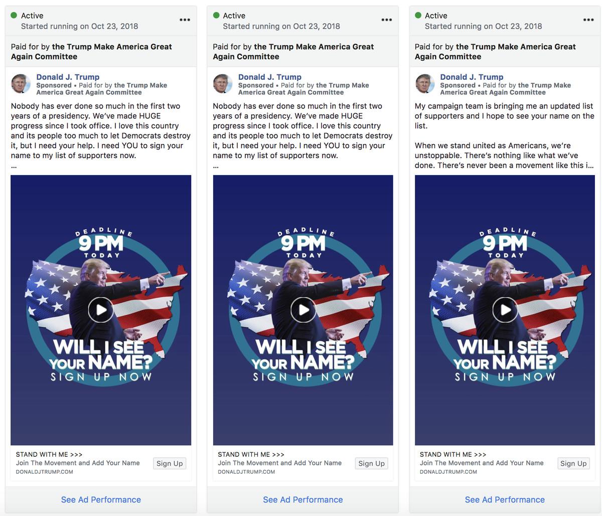 Facebook's top political ad spender is     Facebook - Vox