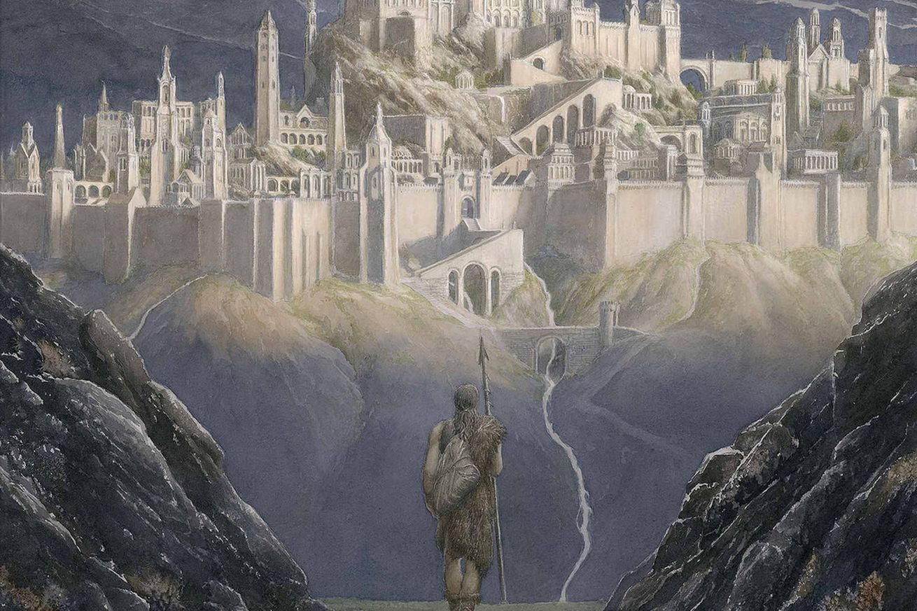one of j r r tolkien s classic middle earth stories is being published as a standalone novel