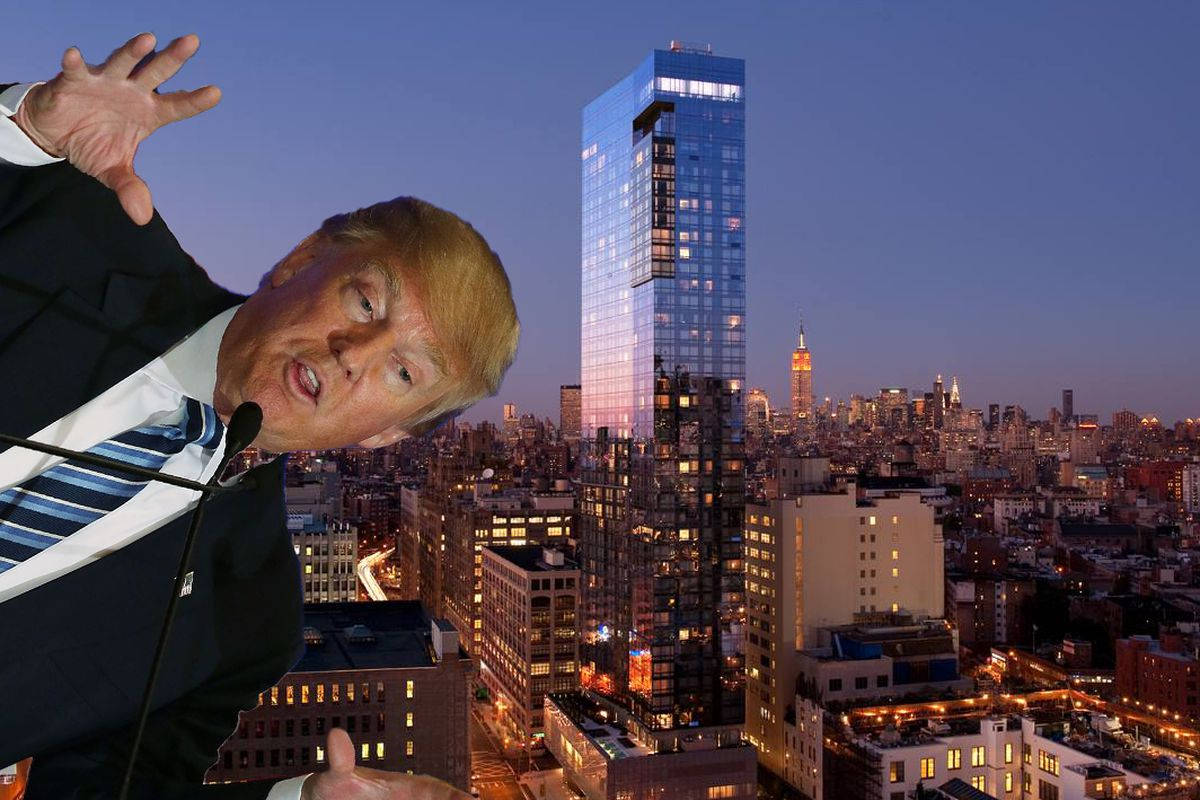 Trump Photo:  Joe Raedle/Getty Images