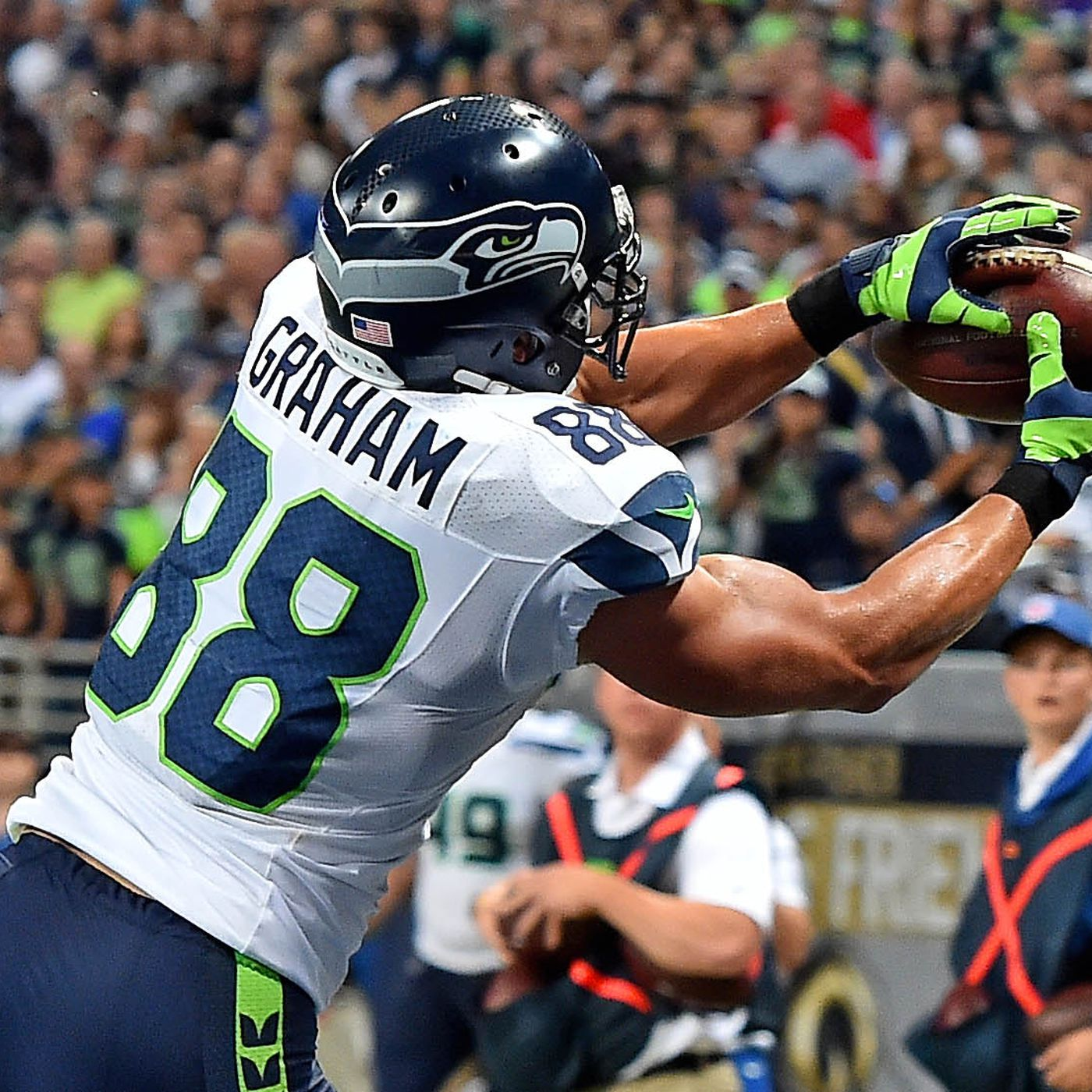94016d5c0fd Using Jimmy Graham & the Seahawks Passing Game - Field Gulls