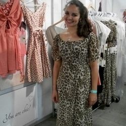 50 Dresses creator Tess Vigil