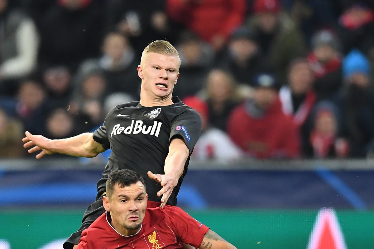 Manchester United Send Chief Scout To Watch Erling Haaland The Busby Babe