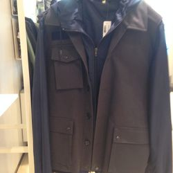 MM6 jacket (men's), $425