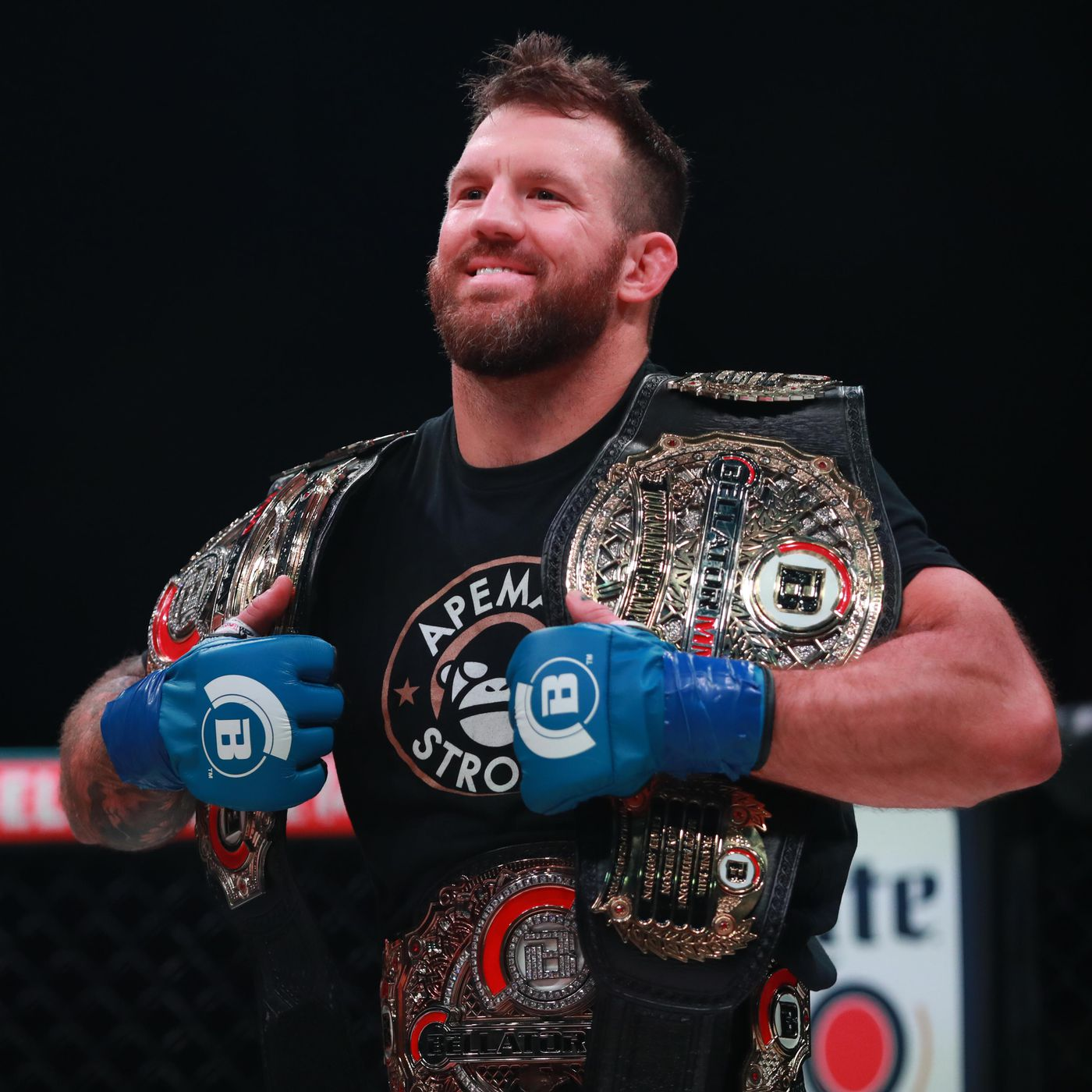 Ryan Bader discusses Bellator 226 title defense, being