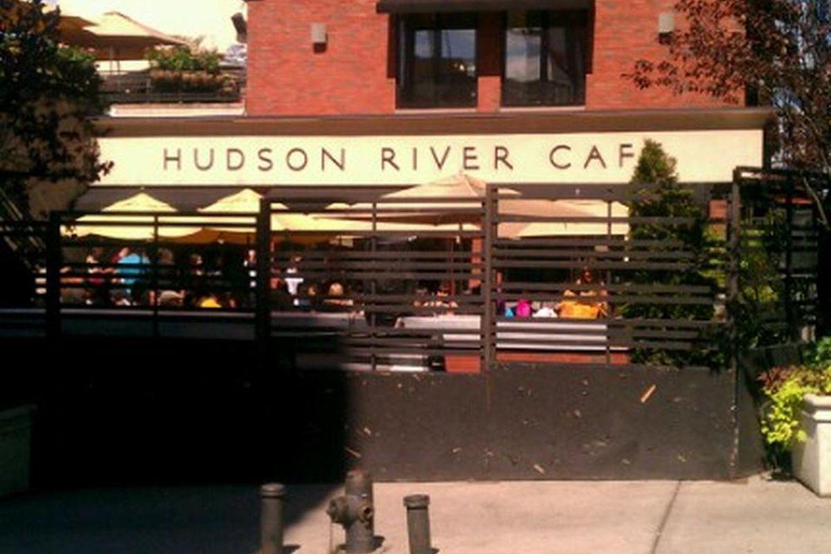 Hudson River Cafe