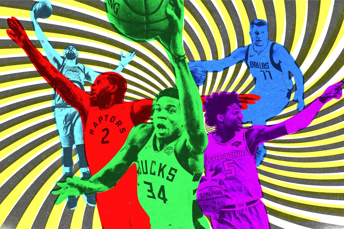 0e62de7d Handing Out NBA Awards for the First Quarter of the Season - The Ringer