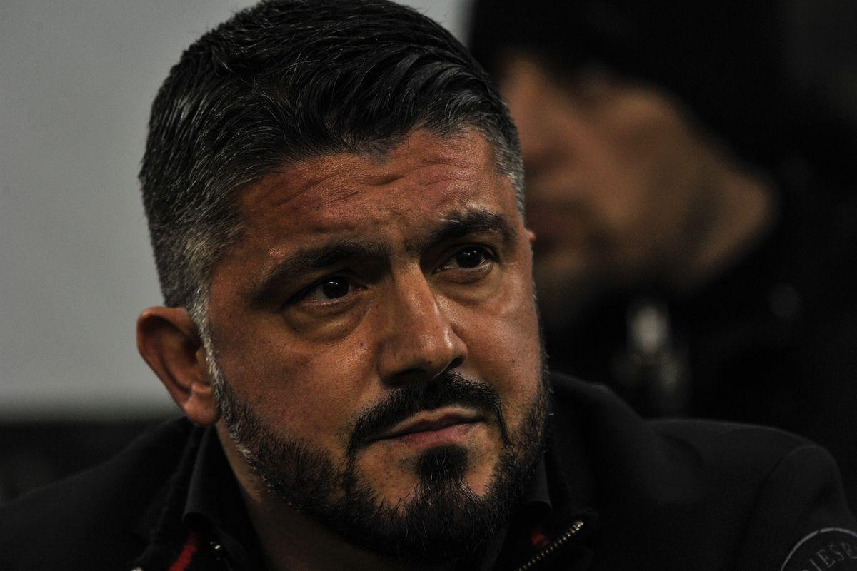 Gennaro Gattuso head coach of AC Milan during Serie A...