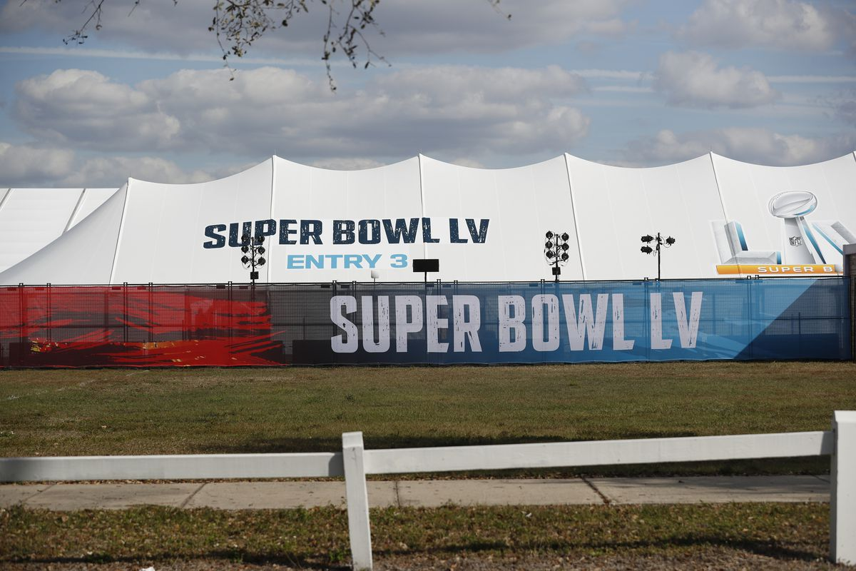 Tampa Prepares For Pared-Down Super Bowl During Pandemic