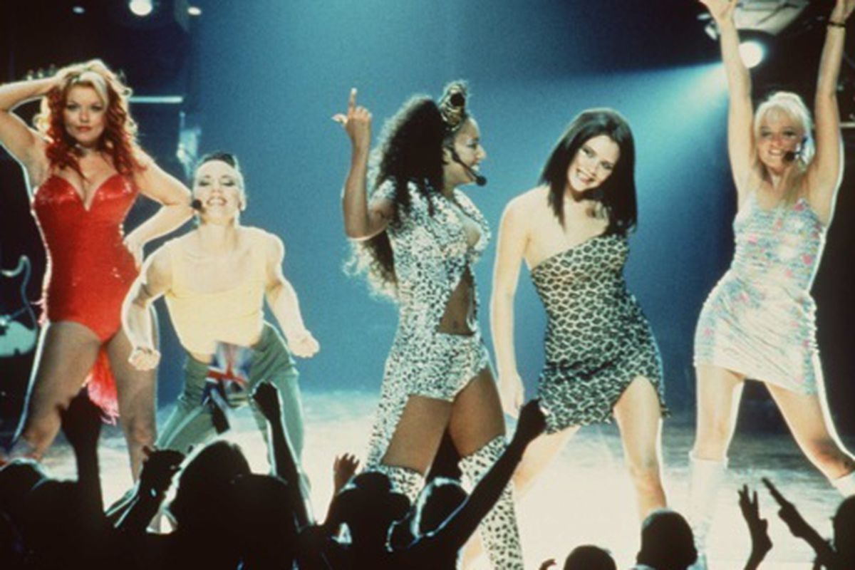 Spice Girls reunion is the best thing to happen since Spice World, via Getty