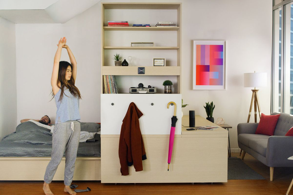 I would spend $10K to furnish my apartment with MIT\'s robot ...