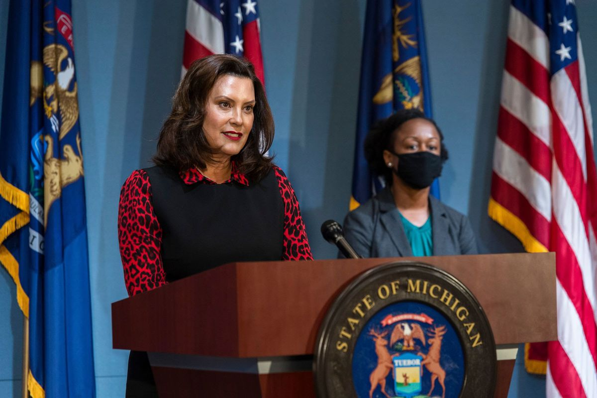 Michigan Is On The Wrong Trajectory To Reopen Schools Gov Whitmer Warns Chalkbeat Detroit