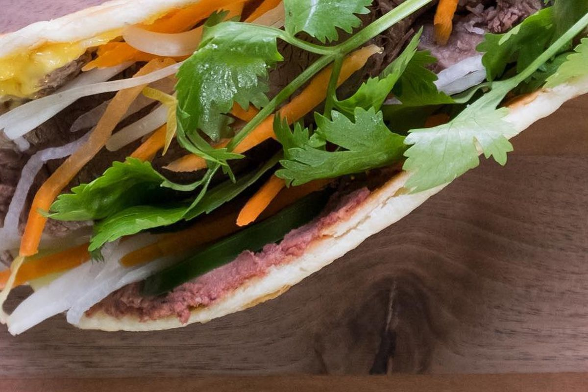 Vietnamese Indian Hybrid Sandwiches Are Heading To East