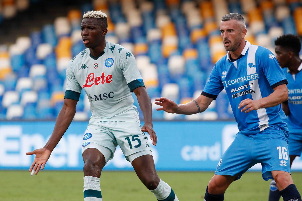 Napoli v Pescara