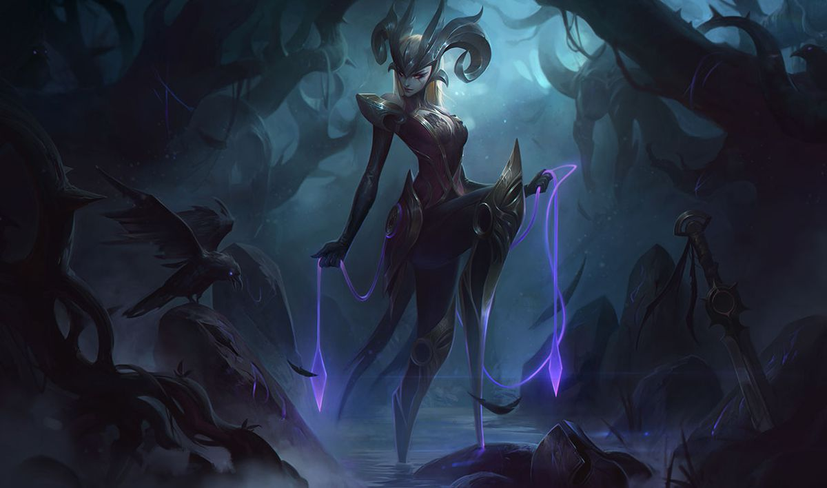 Lissandra and Camille's Coven skins are bringing a little witchcraft