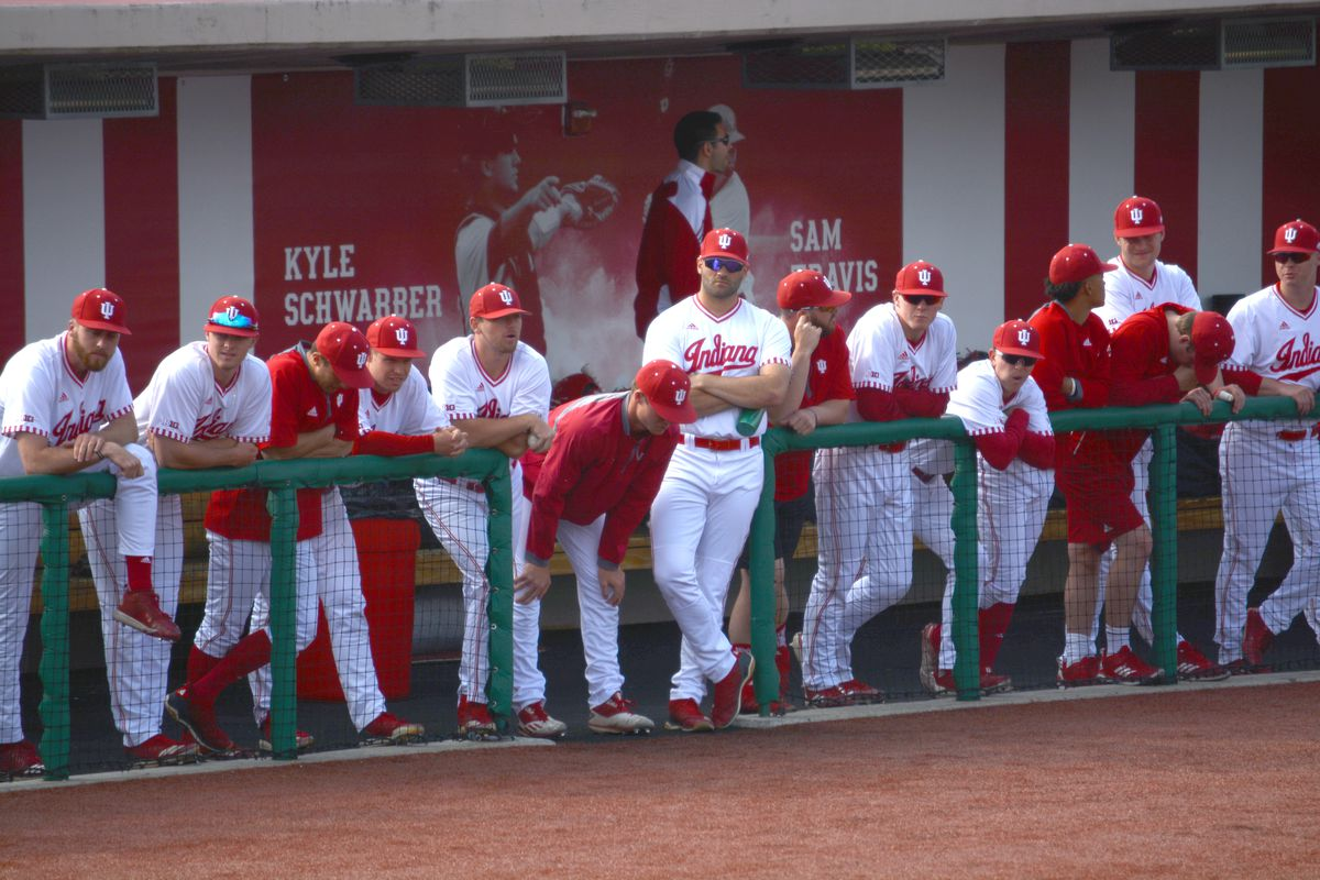 Hoosiers travel to East Lansing for three-game series