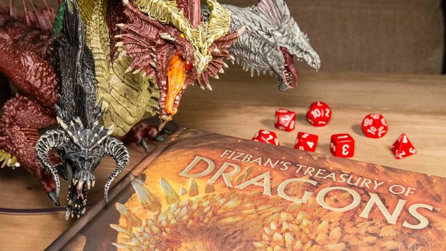 Fizban's Treasury of Dragons is a Player's Handbook made just for Dungeon Masters