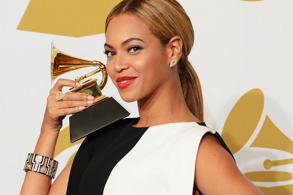 Beyoncé doesn't need a grammy to be popular
