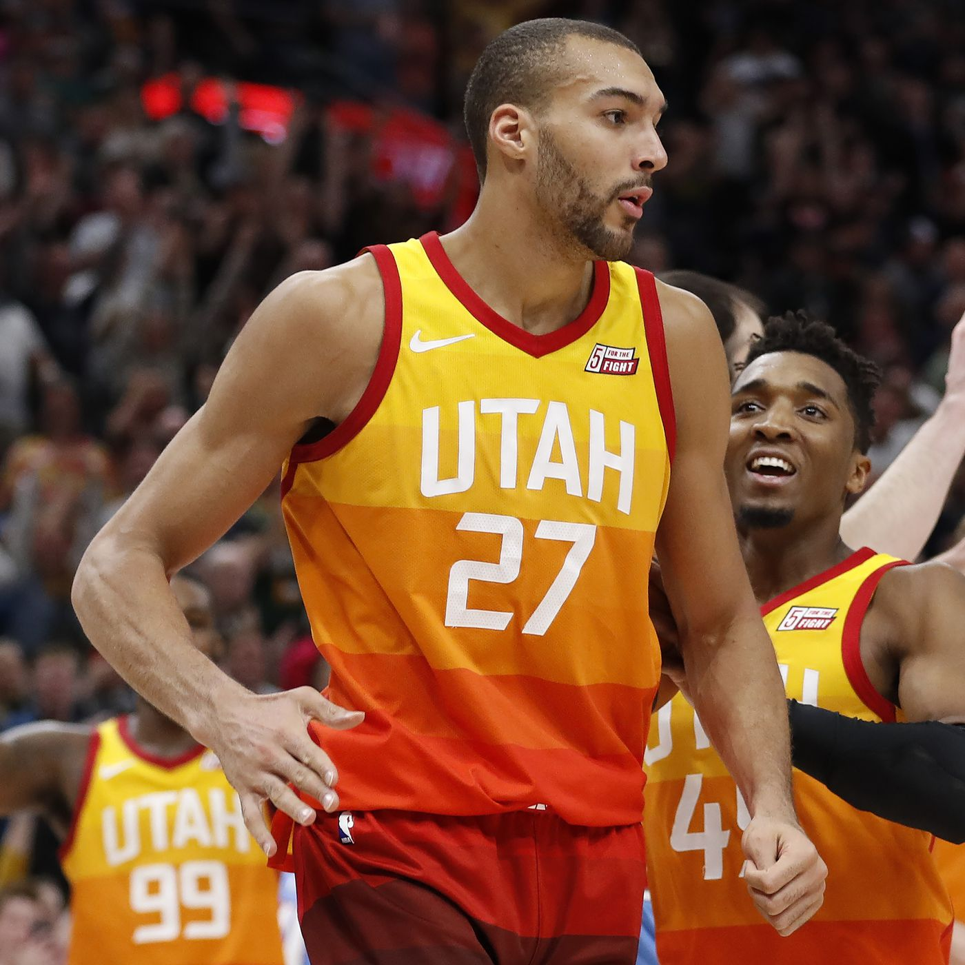 5c119380a9b The Utah Jazz are returning to the playoffs for second year in a row ...