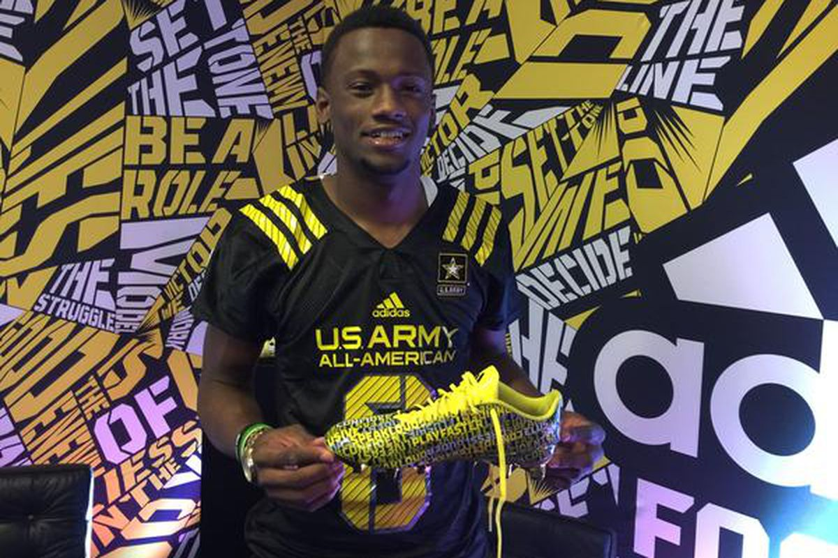 Torrance Gibson is just one of the future Buckeyes playing in the U.S. Army All-American game.