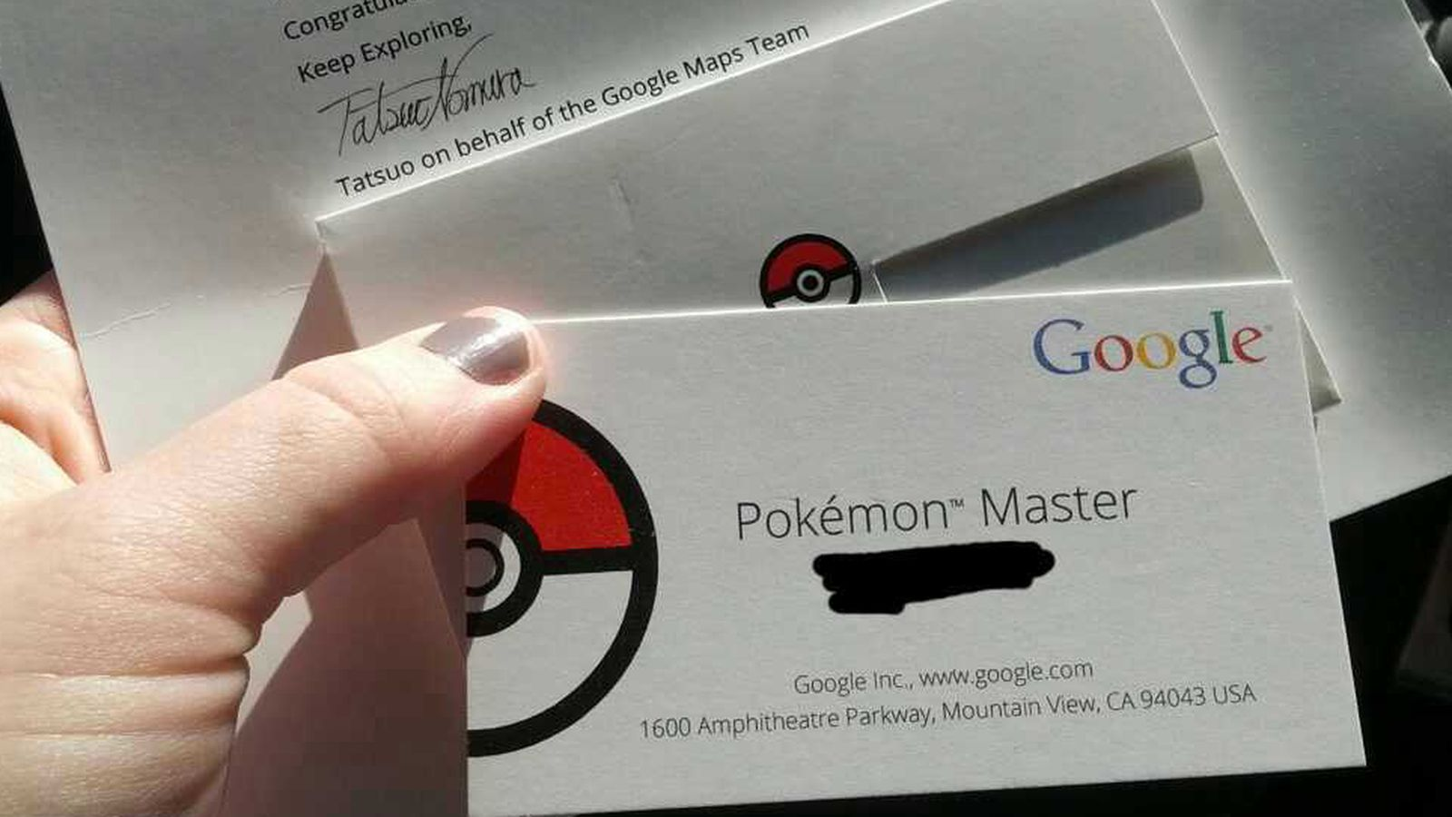 Pokémon Master is probably the easiest job to land at Google - The ...