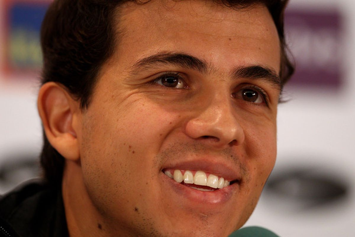Now Nilmar in the shop window?  Seriously?  (Photo by Richard Heathcote/Getty Images)