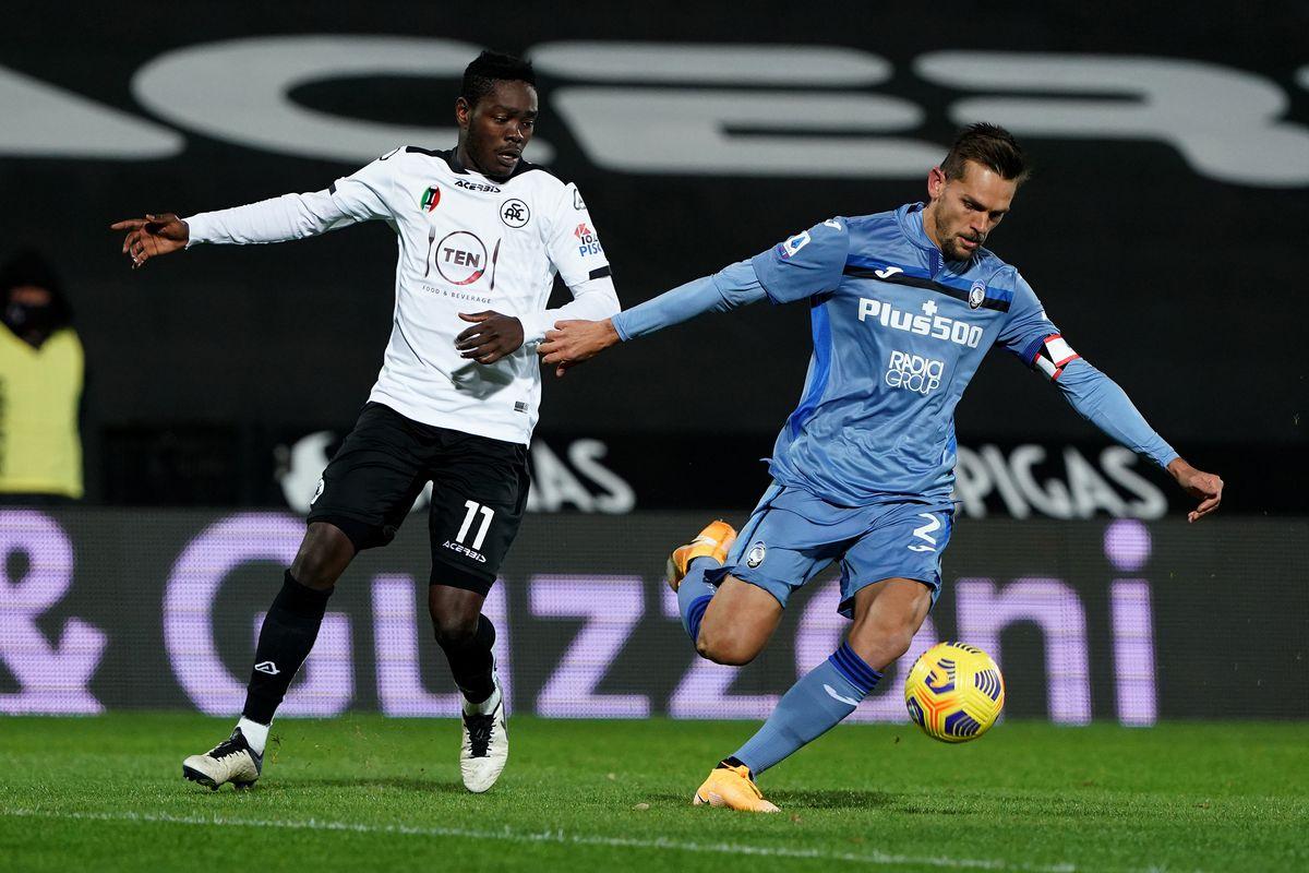 Spezia Calcio v Atalanta BC - Serie A