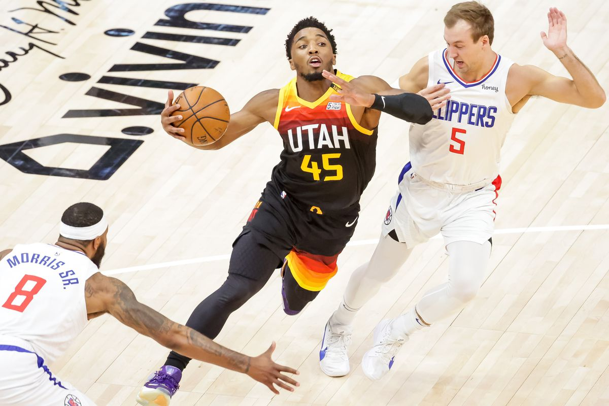 3 keys in the Utah Jazz's Game 1 win over the LA Clippers - Deseret News