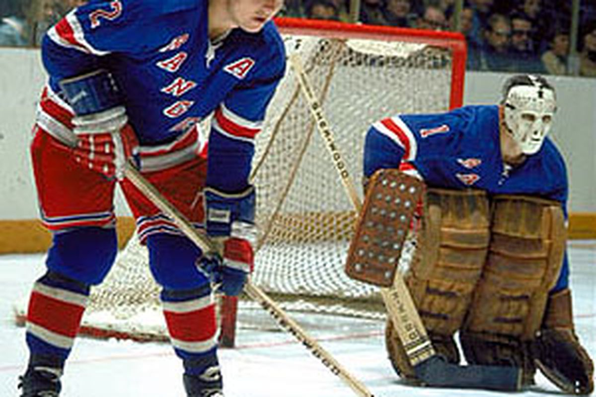 on sale 1068e 7f87c Blueshirts By the Numbers: Honorable Mention at #2: Brad ...