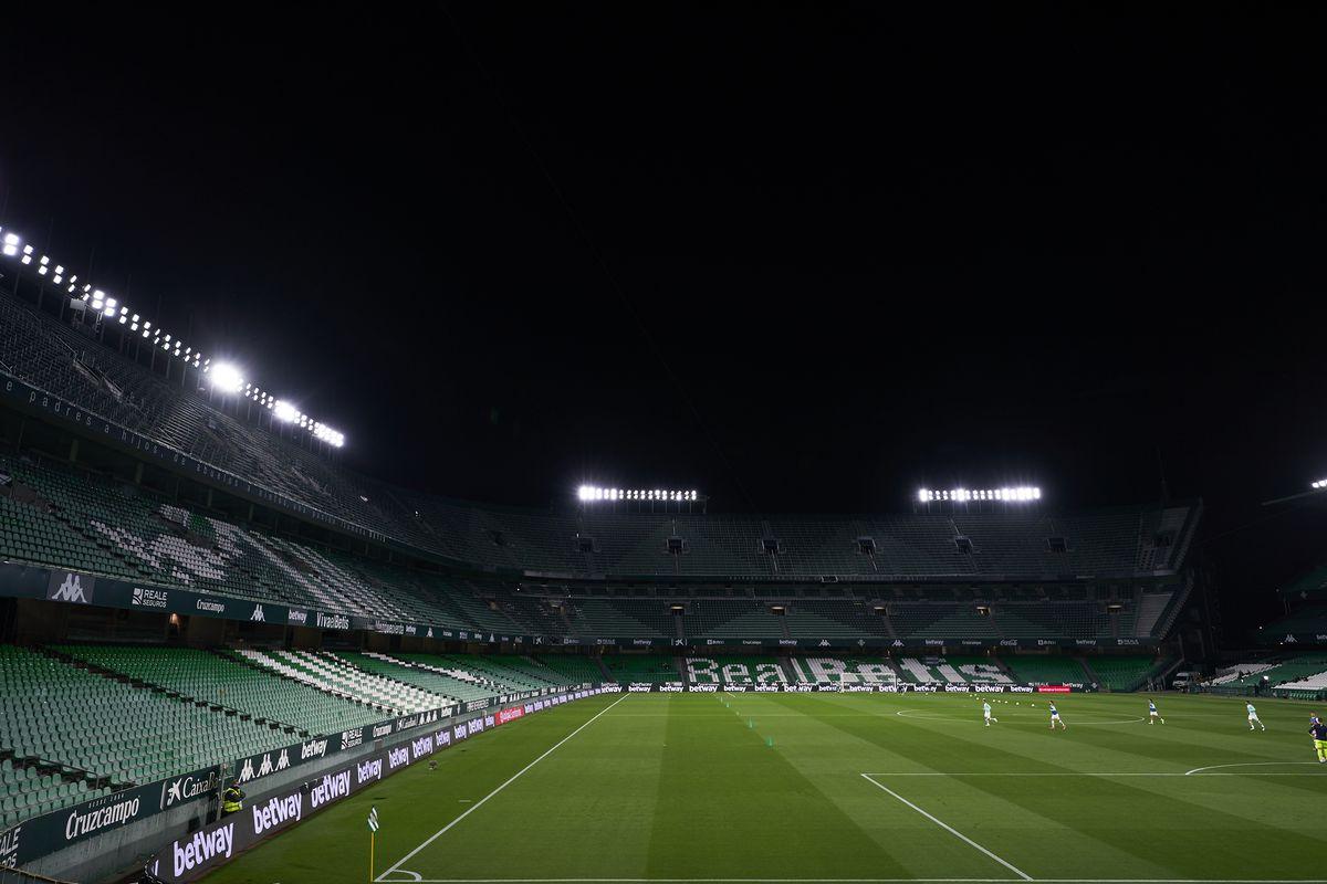 Real Betis v Levante UD - La Liga Santander