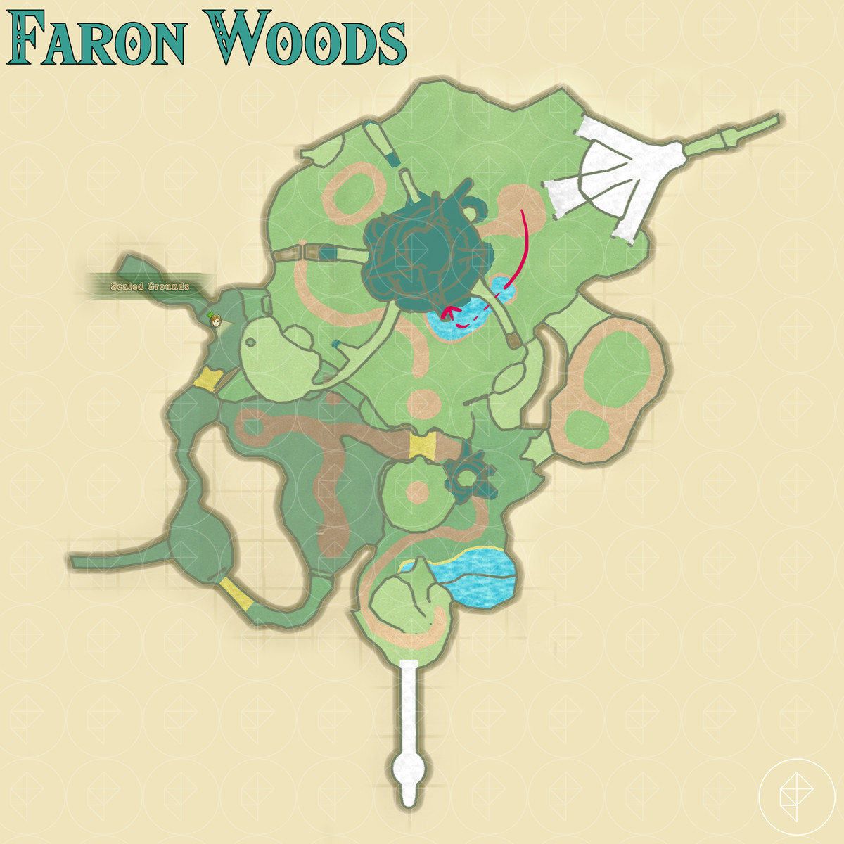 Faron Woods Silent Realm walkthrough – Zelda: Skyward Sword HD guide