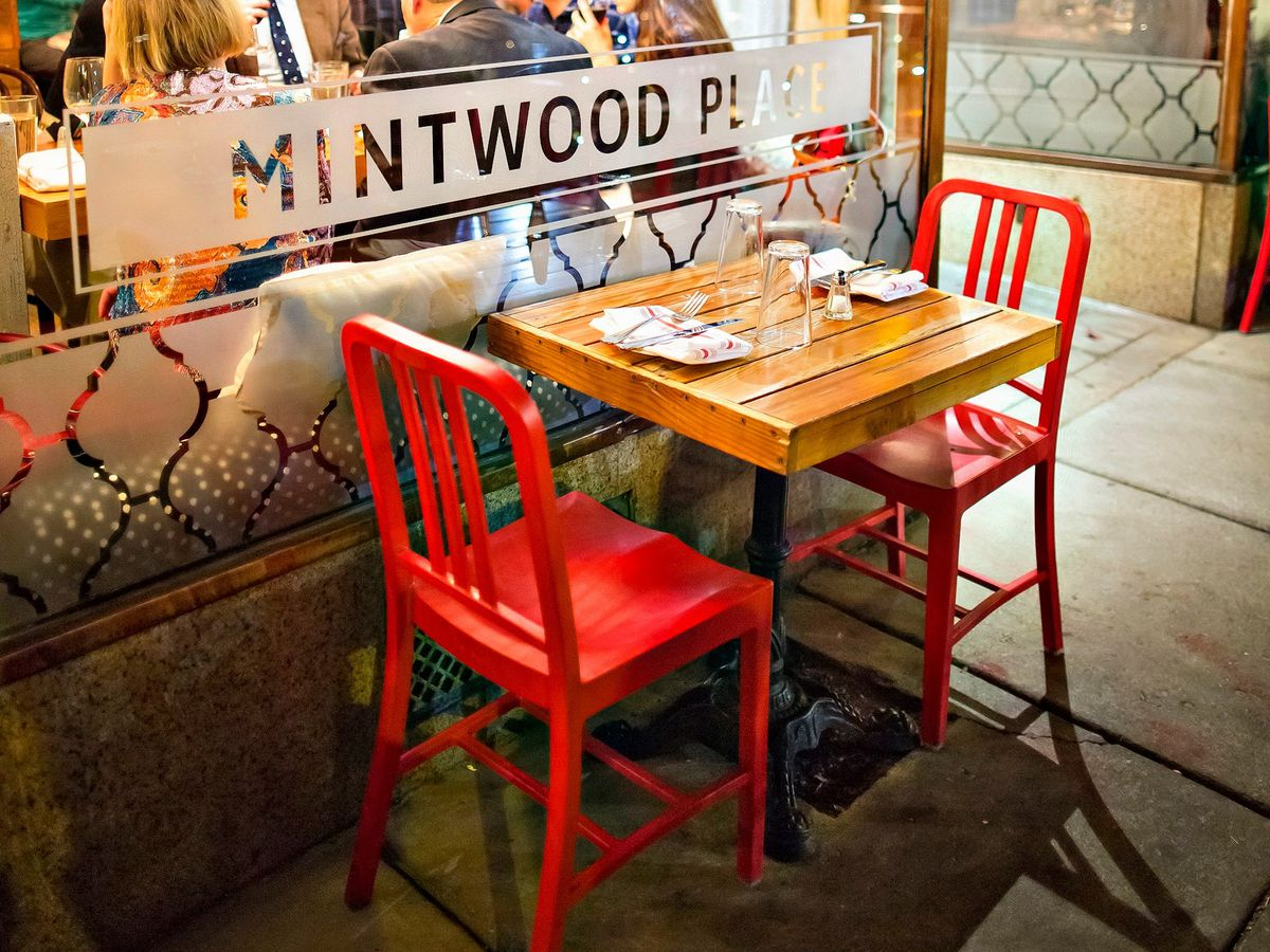 Mintwood Place