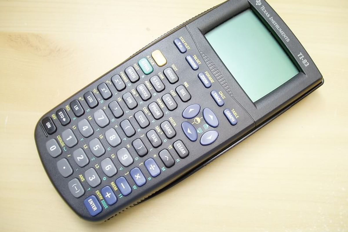 The History Of TI 83 Calculator Gaming