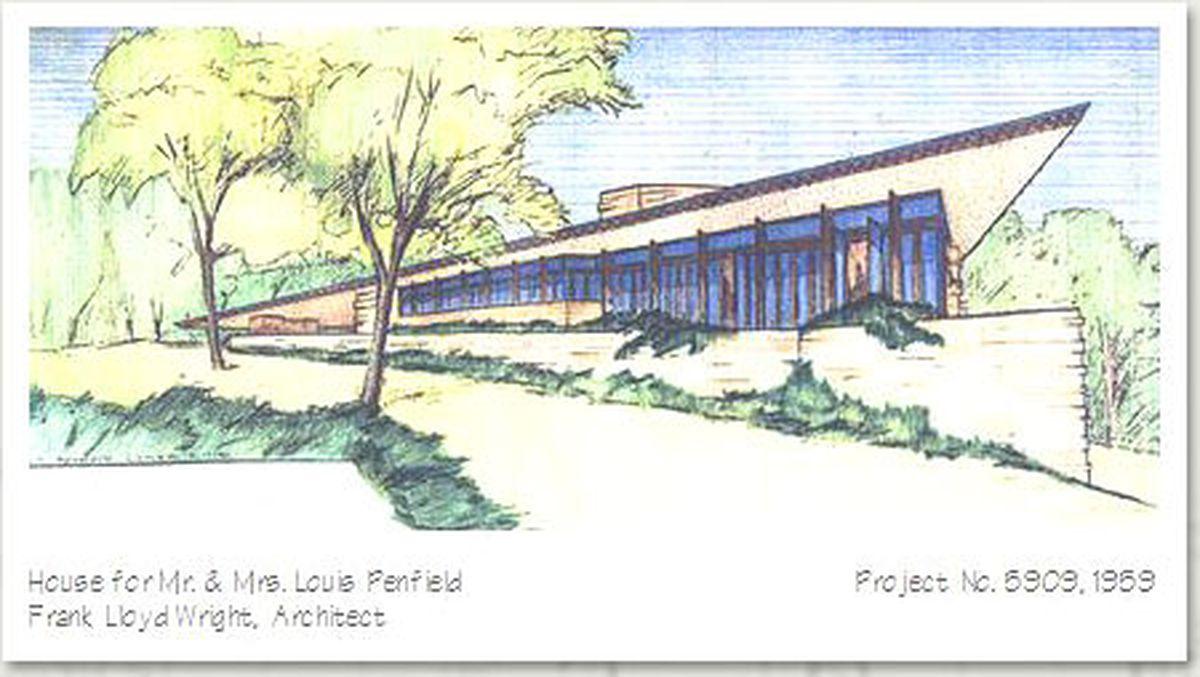 Tour Frank Lloyd Wright\'s final residential design, the Riverrock ...