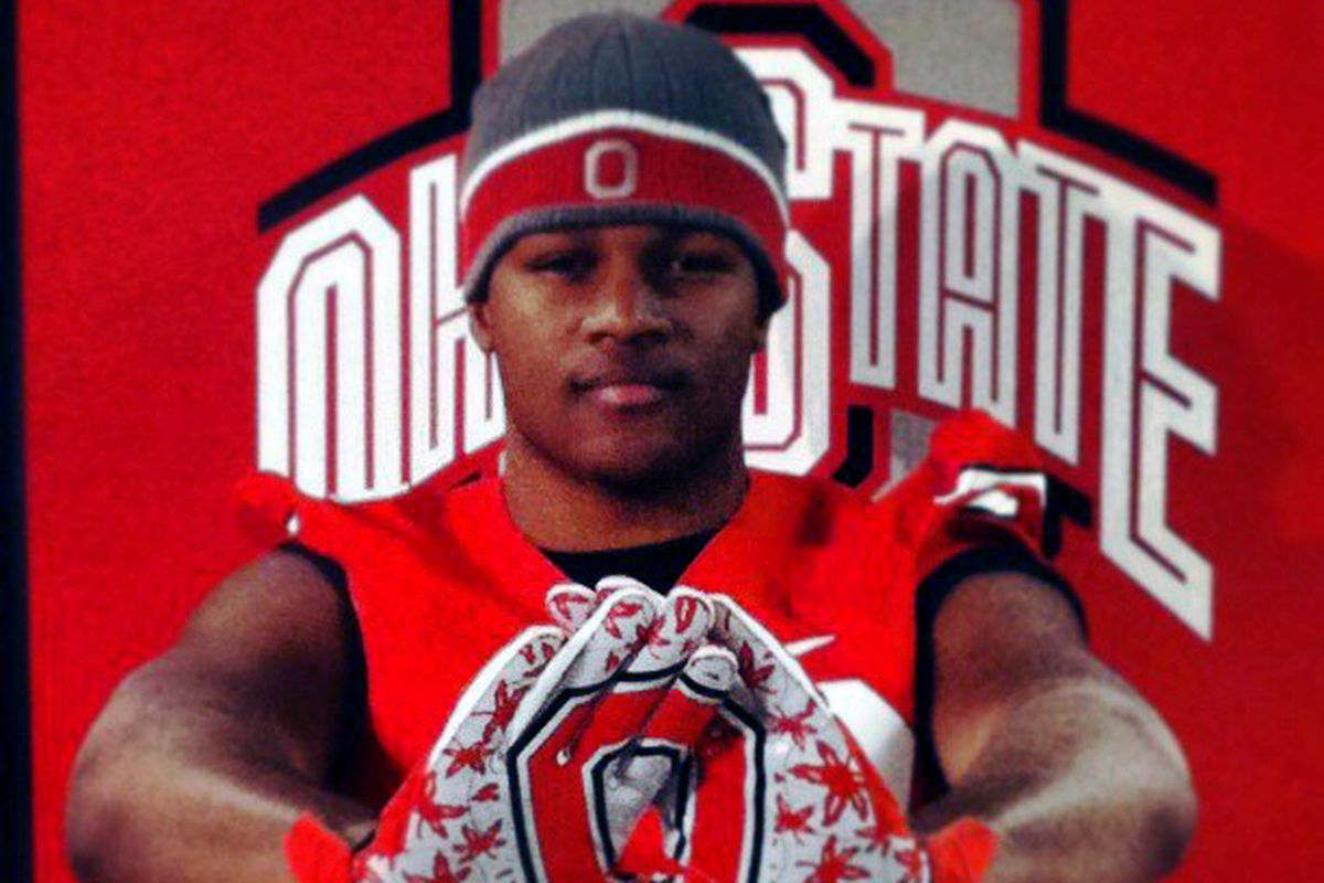 Raekwon McMillan is Ohio State's top overall commit.
