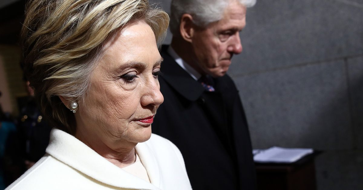Hillary Clinton's defense of Bill Clinton is why women don't come forward